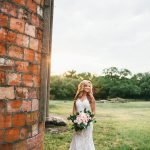 Austin Area Venue Silo and Bride