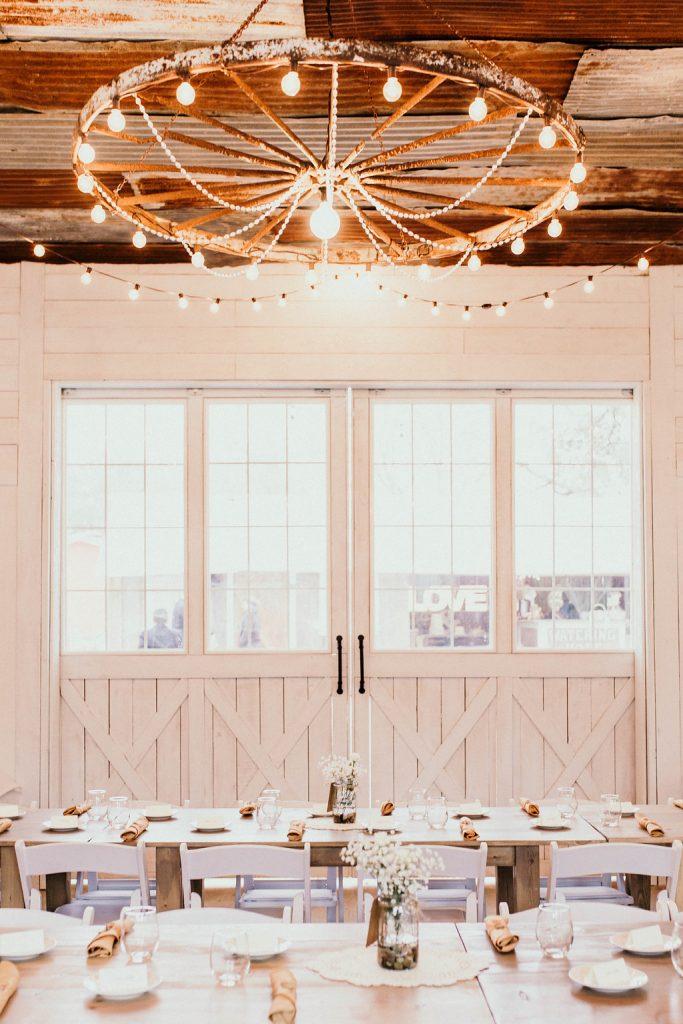 Shabby Chic Wedding Venue Temple Texas