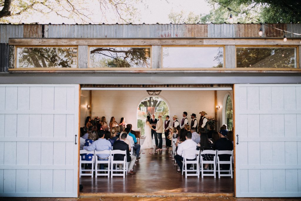 Waco Area Wedding