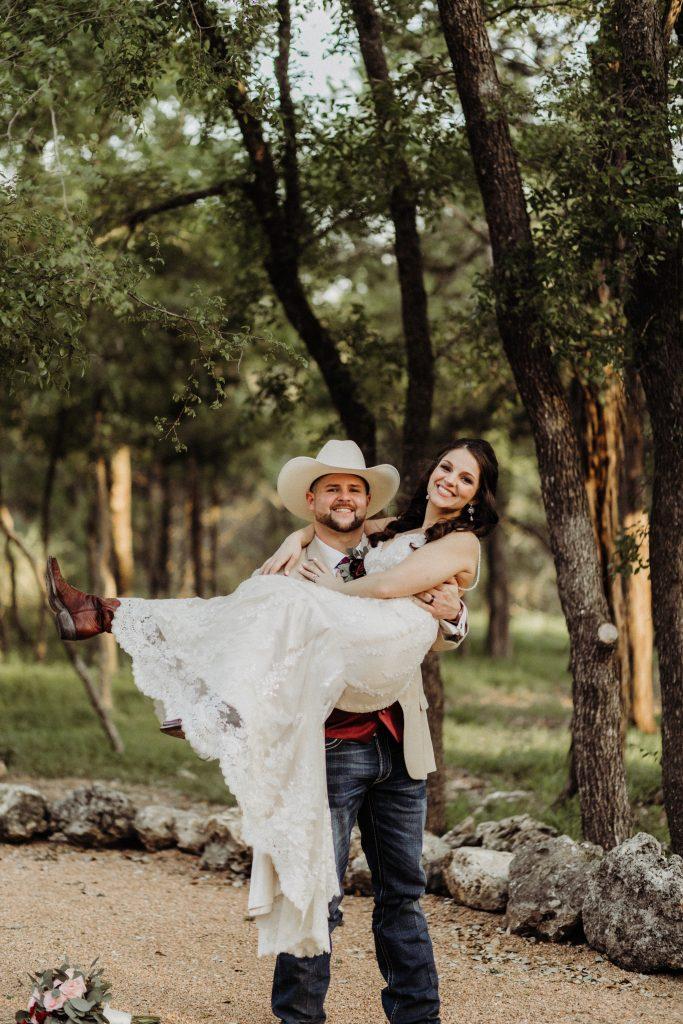 Bell County Wedding
