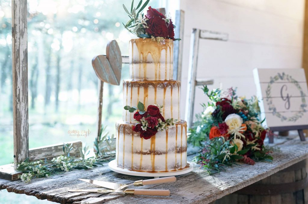Temple Texas Wedding Cake