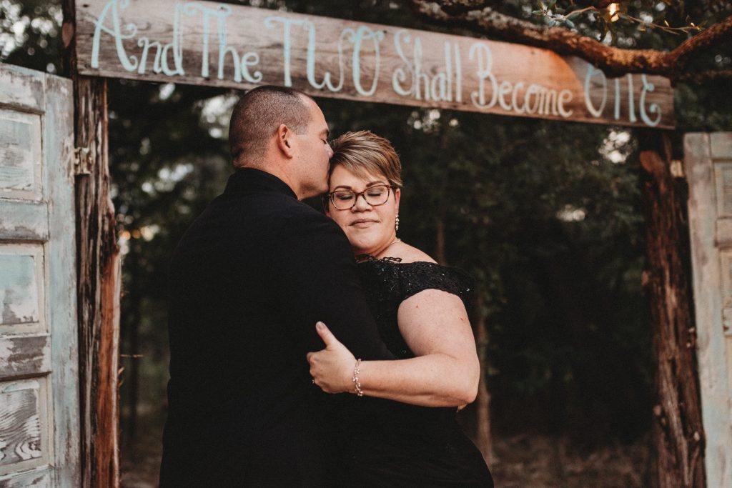 sweet couple photo