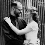Bride & Groom married at Temple Wedding Venue