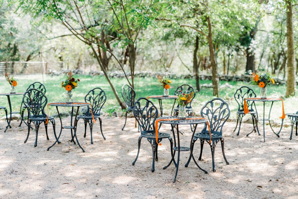 Temple Texas small Wedding venue